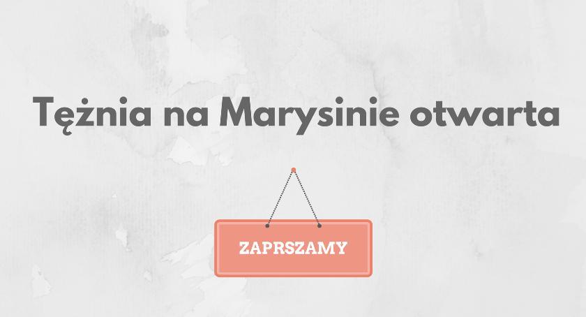 Zdrowie, Tężnia Marysinie otwarta! - zdjęcie, fotografia