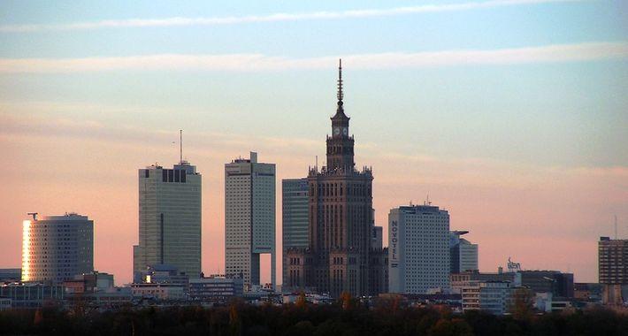 Urząd dzielnicy, Warszawa metropolią Wreszcie! - zdjęcie, fotografia
