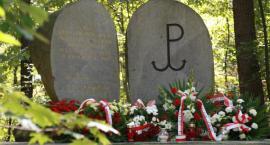 Uroczystość poświęcona pamięci żołnierzy I Warszawskiej Dywizji Piechoty im. T. Kościuszki
